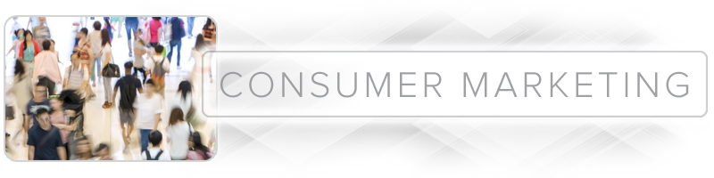 consumer marketing services