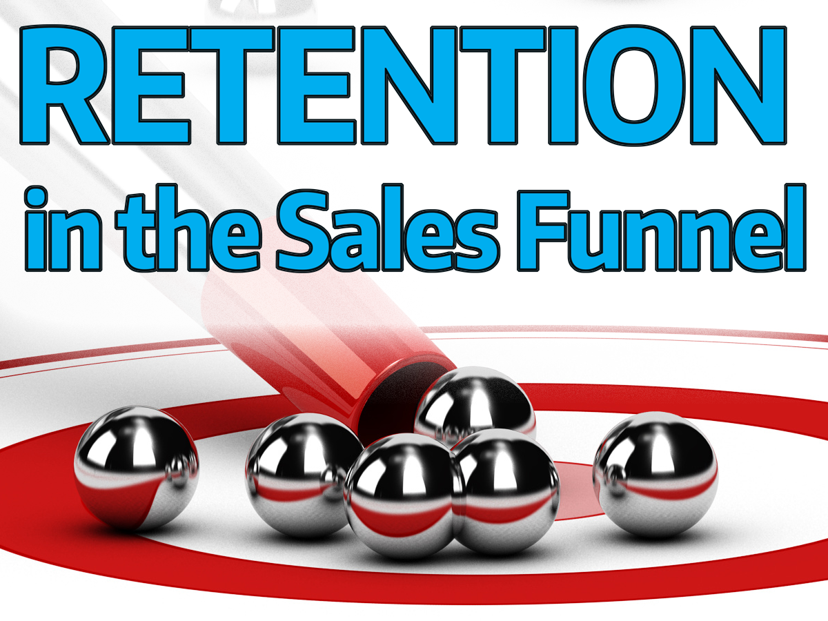 industrial marketing sales funnel