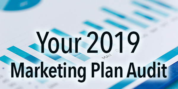 2019 financial marketing plan