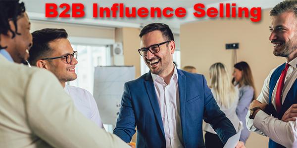 B2B marketing sales