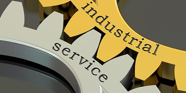 industrial marketing message