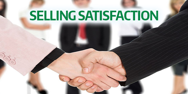 financial marketing satisfaction selling