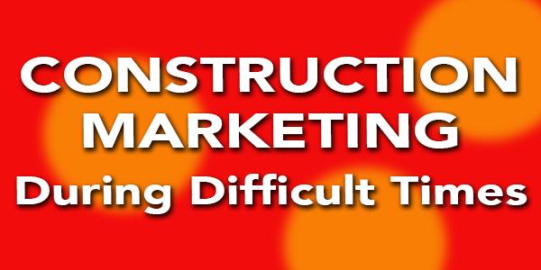 construction marketing strategy