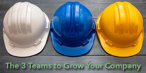 construction marketing team
